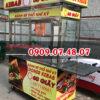 Giá xe bánh mì Thổ Nhĩ Kỳ