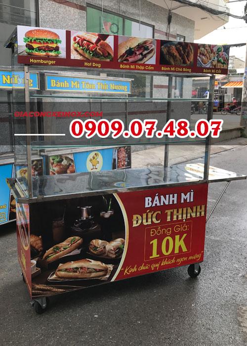Xe bán bánh mì