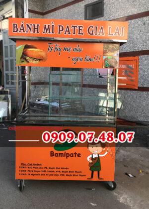 Xe bánh mì giá rẻ