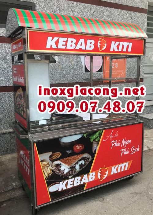 giá xe bánh mì Thổ Nhĩ Kỳ 4