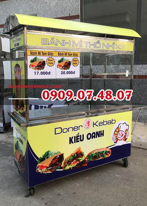 giá xe bánh mì Thổ Nhĩ Kỳ 3