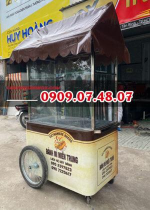 Giá xe bánh mì
