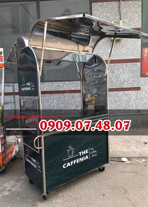 xe ban cafe
