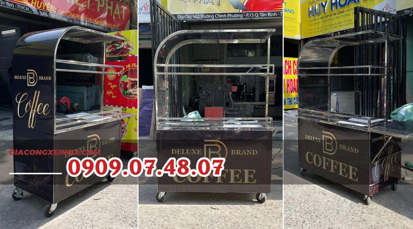 Xe cà phê take away 1m2