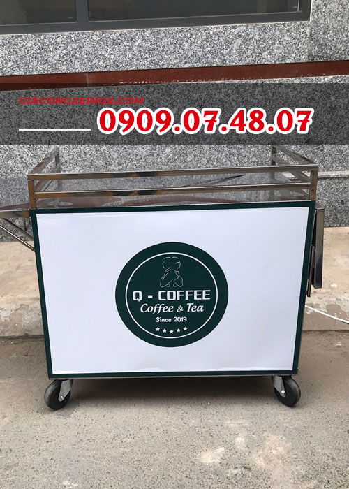 xe cafe di dong