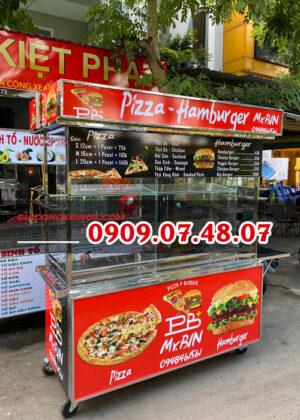 Mua xe lưu động bán pizza