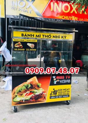 Mua xe bánh mì Thổ Nhĩ Kỳ giá rẻ