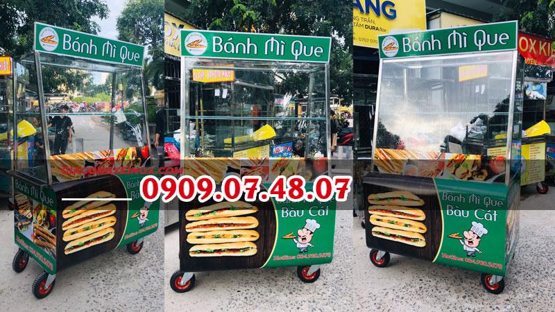 Mua xe bánh mì tại Phú Yên