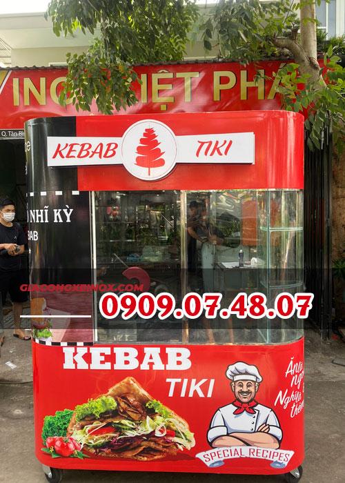 Mua xe bánh mì Thổ Nhĩ Kỳ
