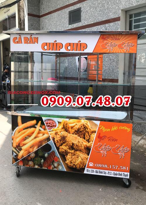 Mua xe gà rán tại Bình Phước