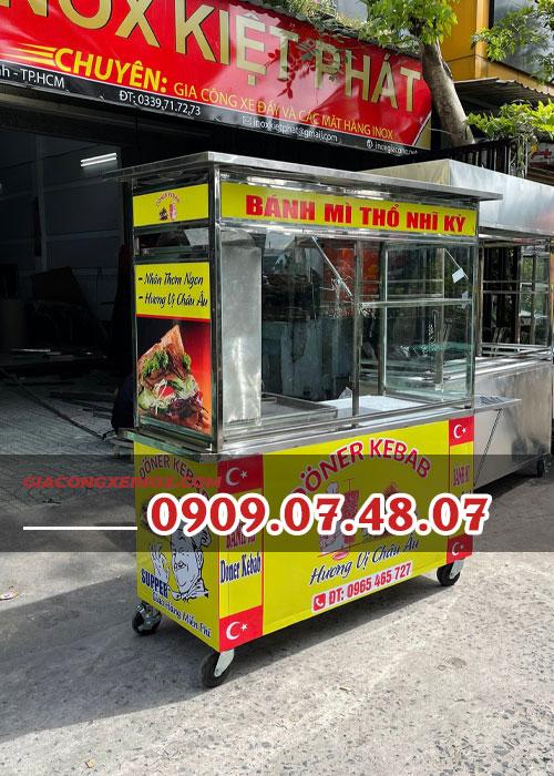 Xe bánh mì Thổ Nhĩ Kỳ Kiệt Phát 1M4