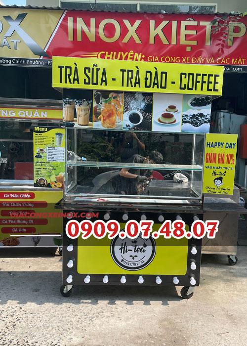 Xe cà phê Kiệt Phát 1M2