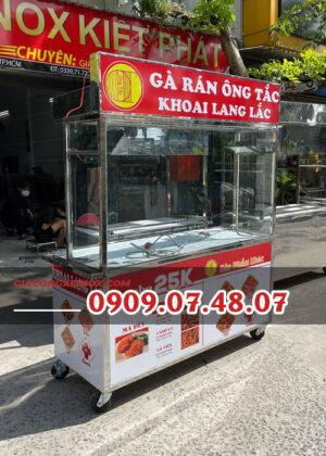Xe gà rán Kiệt Phát 1m6