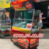 Xe hamburger pizza 1m2